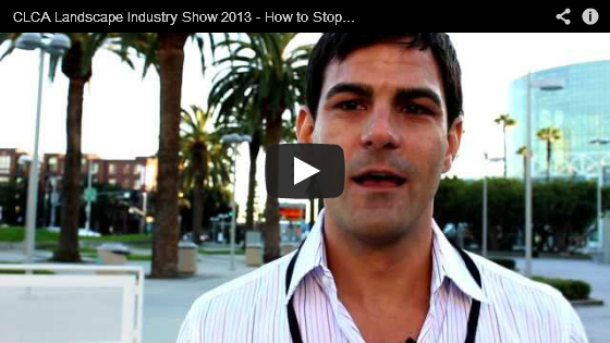 How to Stop Competing on Price - LIVE from CLCA Landscape Industry Show 2013