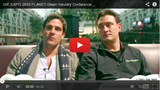 2013 GIE+EXPO & PLANET Green Industry Conference Wrap Up
