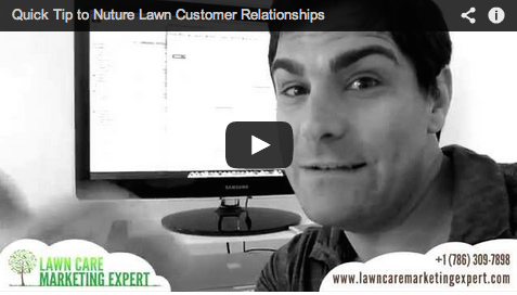 Lawn Care Client Relationships
