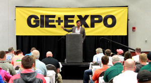 GIE Expo 2014 Planet Green Industry Conference