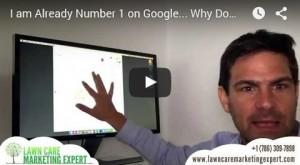 I am Already Number 1 on Google... Why Do I Need SEO?